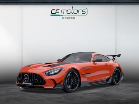 MERCEDES-BENZ AMG GT Black Series - Available from December 2021